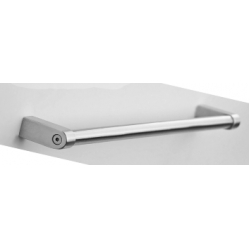 Furnipart handle REGULAR 128mm Brushed Stainless F939