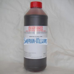 SherWill MICROTON Alcohol STAIN 05501 WHITE 1litre