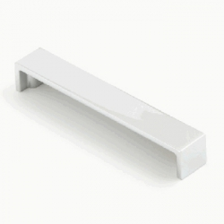 Castella BLOCK 128mm Handle Polished Chrome - CAS153