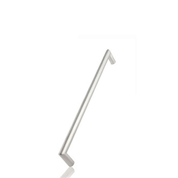 Furnipart handle ANGLE 288mm x 12mm Brushed Stainless F572