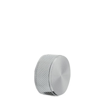 Furnipart knob HARLEQUIN 46mm Brushed Stainless F781