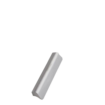 Furnipart handle FALL 128mm Inox F487