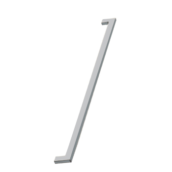 Furnipart handle FLAT 448mm Matt Chrome F750