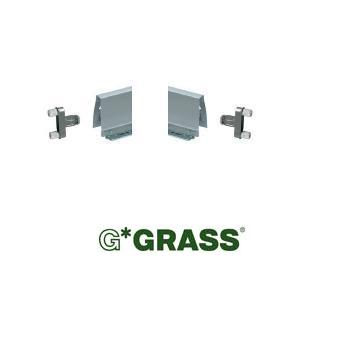 *#* Grass DWD-XP FRONT FIX BRACKET Knock-in with expanding dowels