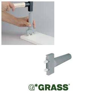*#* Grass DWD-XP Knock-in TOOL for 6860 Bracket with dowels