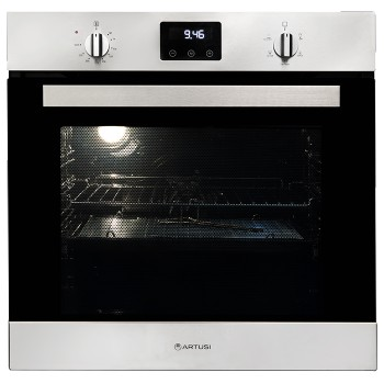 ARTUSI AO676X 60CM ELECTRIC BUILT-IN OVEN S/S