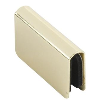 HANDLE PLATE GOLD W/- CUSHION 245.63.826