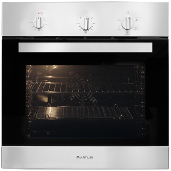 ARTUSI CAO600X 60CM BUILT-IN OVEN 6 FUNCTIONS W/ TIMER S/S