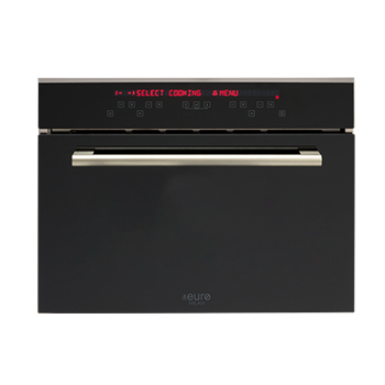 Euro MILAN 45cm Steam Oven Combination COMPACT EMST45SX