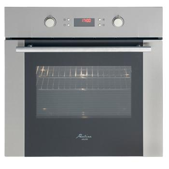 Euro VALENCIA - EP60M8SX oven 60cm MULTIFUNCTION 7 PROGRAMMABLE WITH LE3D CLOCK