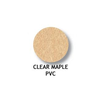 FASTCAP 14mm COVER 057 per card CLEAR MAPLE PVC