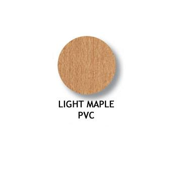 FASTCAP 14mm COVER 052 per card LIGHT MAPLE PVC