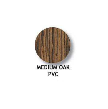 FASTCAP 14mm COVER 024 per card MEDIUM OAK PVC