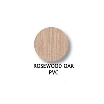 FASTCAP 14mm COVER 045 per card ROSEWOOD OAK PVC