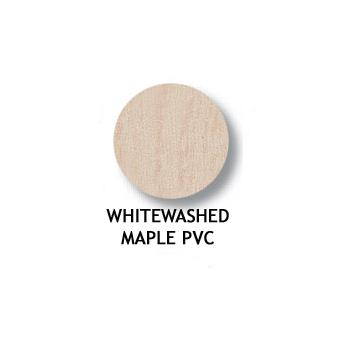 FASTCAP 14mm COVER 060 per card WHITEWASHED MAPLE PVC