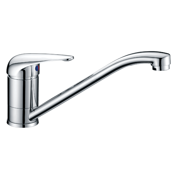 EURO PROLINE SINK MIXER CHROME