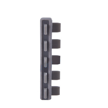 DRAWER DIVIDER CONNECTOR GREY 2 PRONG